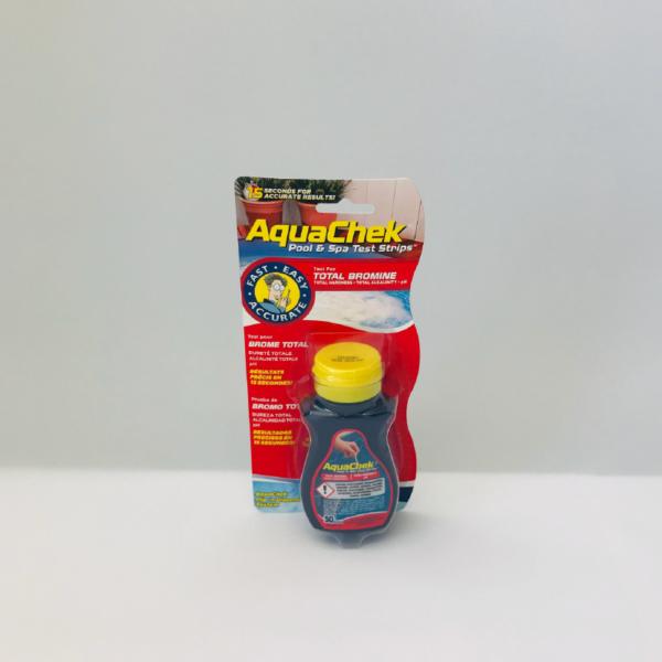 Aquacheck Pool & Spa Bromine Test Strips