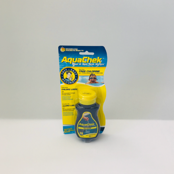 Aquacheck Pool & Spa Chlorine Test Strips