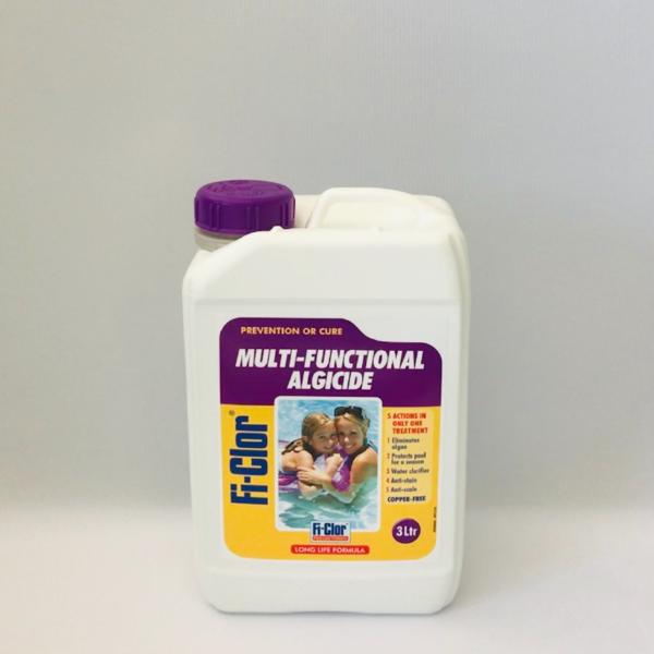 Fi-Clor Multi-Functional Algicide
